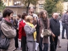 Uczestnicy podczas wyjazdu technicznego