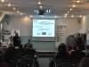 dr inż. Piotr Wężyk ProGea Consulting podczas dyskusji