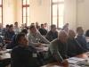 Uczestnicy podczas szkolenia Przygotowanie sieci wod-kan  wdrożenia monitoringu