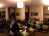 kolacja podczas konferencji Straty wody w systemach wodociągowych