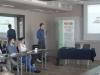 Bartosz Byczkowski podczas szkolenia Dendros - Inżynieryjne metody poprawy warunków wzrostu drzew miejskich