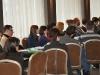 Uczestnicy podczas szkolenia Zakres przedmiotowy dozwolonych prac pielęgnacyjnych drzew i krzewów