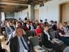 Uczestnicy podczas obrad konferencji Zarządzanie Zielenią Miejską