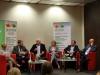 Panel dyskusyjny - od lewej: A. Szulc ZDM Poznań, Ł. Pawlik ZZM Kraków, prof. J. Borowski, M. Pec-Świecicka ZZM Wrocław, P. Lisicki BOŚ Warszawa, K. Górnicki ZZM Warszawa