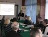 otwarcie szkolenia; wykładowca: Małgorzata Tomczak, GIOŚ