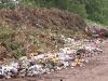 Odpady na cmentarzu - sortowanie