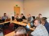 Uczestnicy podczas szkolenia Modelowanie hydrauliczne sieci wodociągowej