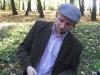 dr Mariusz Gałka podczas zajęć terenowych