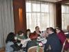 Uczestnicy szkolenia Projektowanie placów zabaw podczas grupowych ćwiczeń
