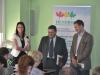 Otwarcie szkolenie: Beata Drzewiecka, Krzysztof Gruszecki, dr inż Jan Łukaszkiewicz
